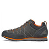 instep view of the men's crux approach shoe