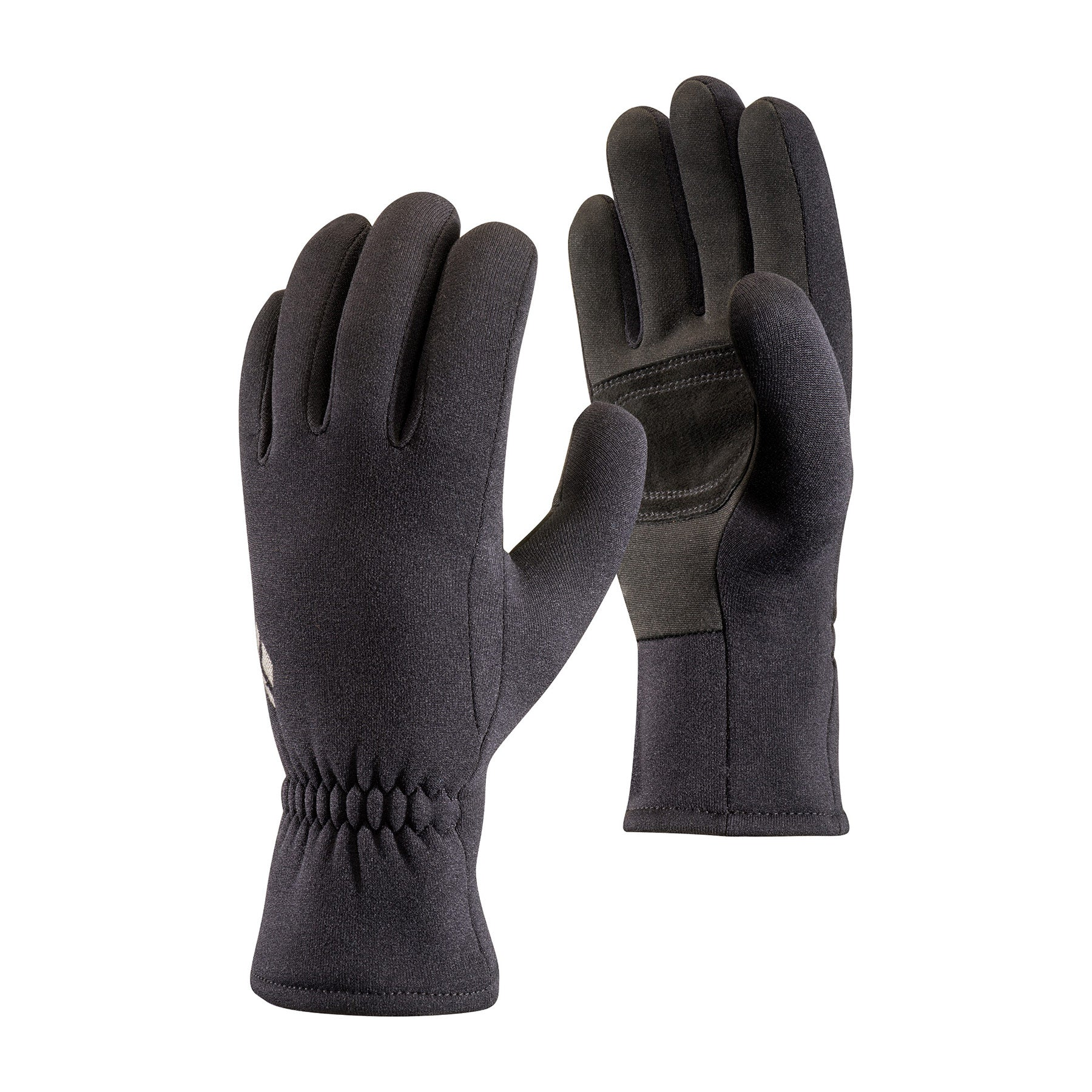 a pair of midweight liner gloves