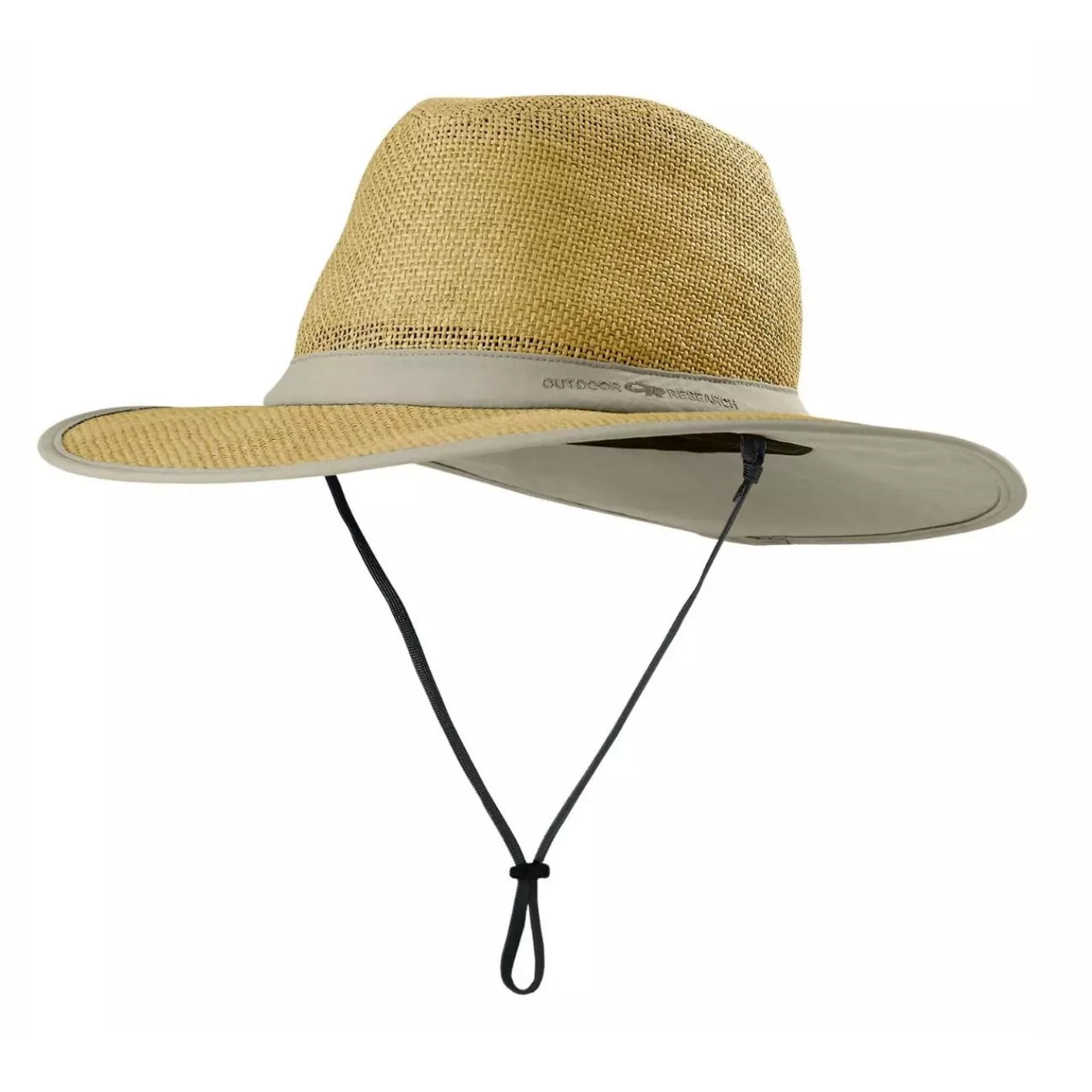 outdoor research papyrus brim hat front view