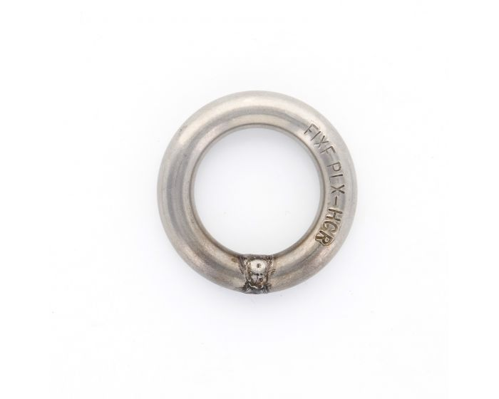 stainless steel rappel ring