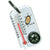 Sun Co. therm-o-compass keyring compass/thermometer