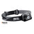 The petzl tikka headlamp, front view, black