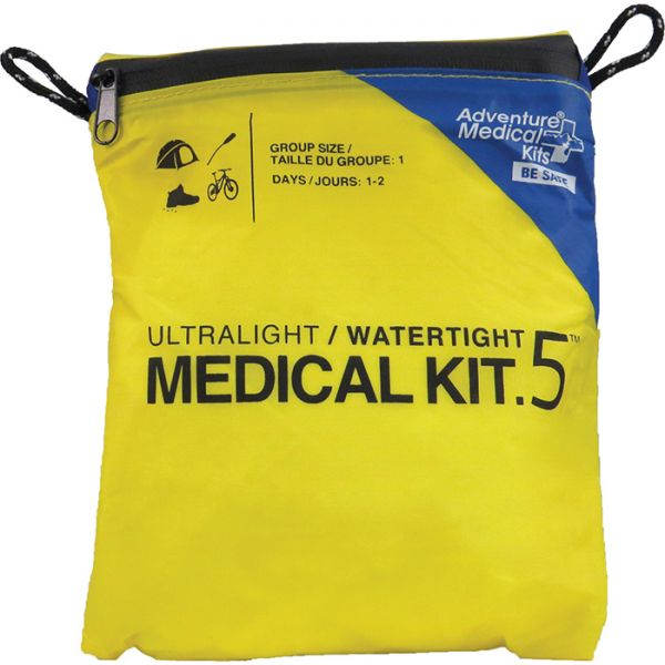 ultralight and watertight medical kit .5 for 1 person, 1-2 days