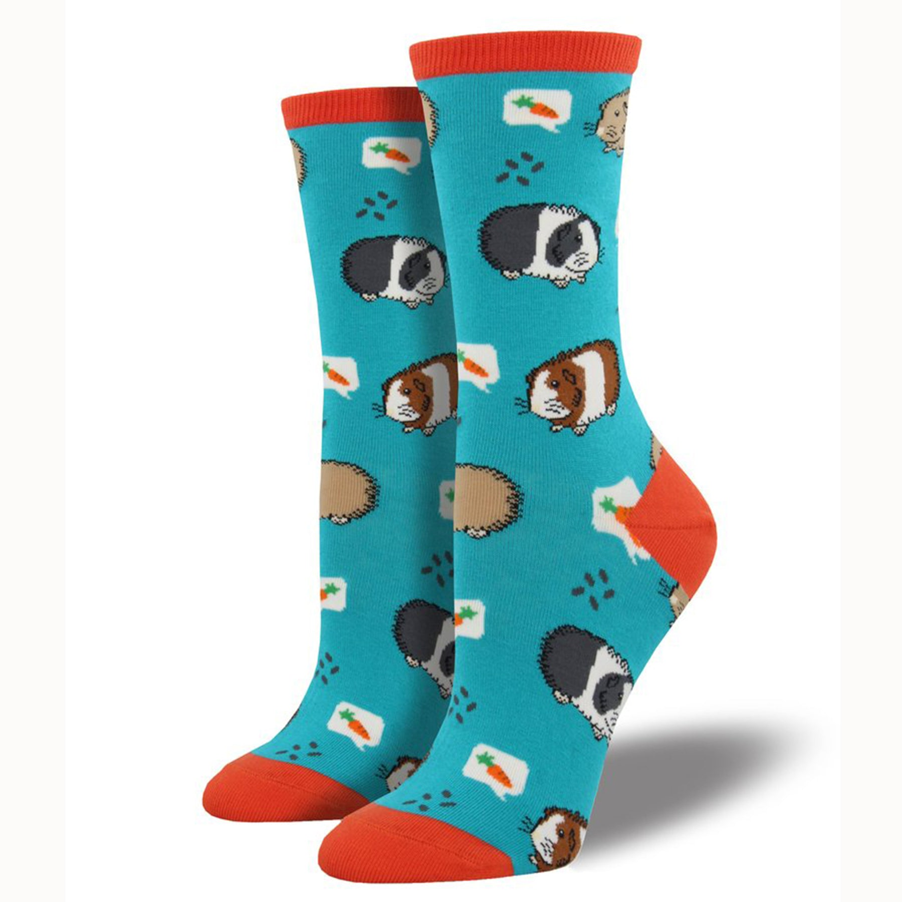 Socksmith Women's Guinea Pigs Casual Socks