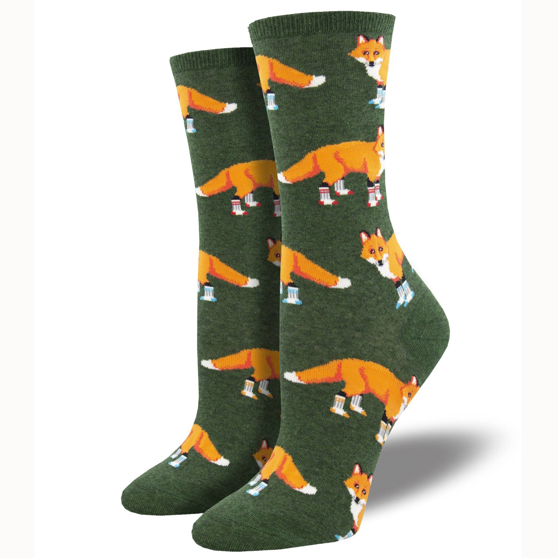 Socksmith Socksy Foxes