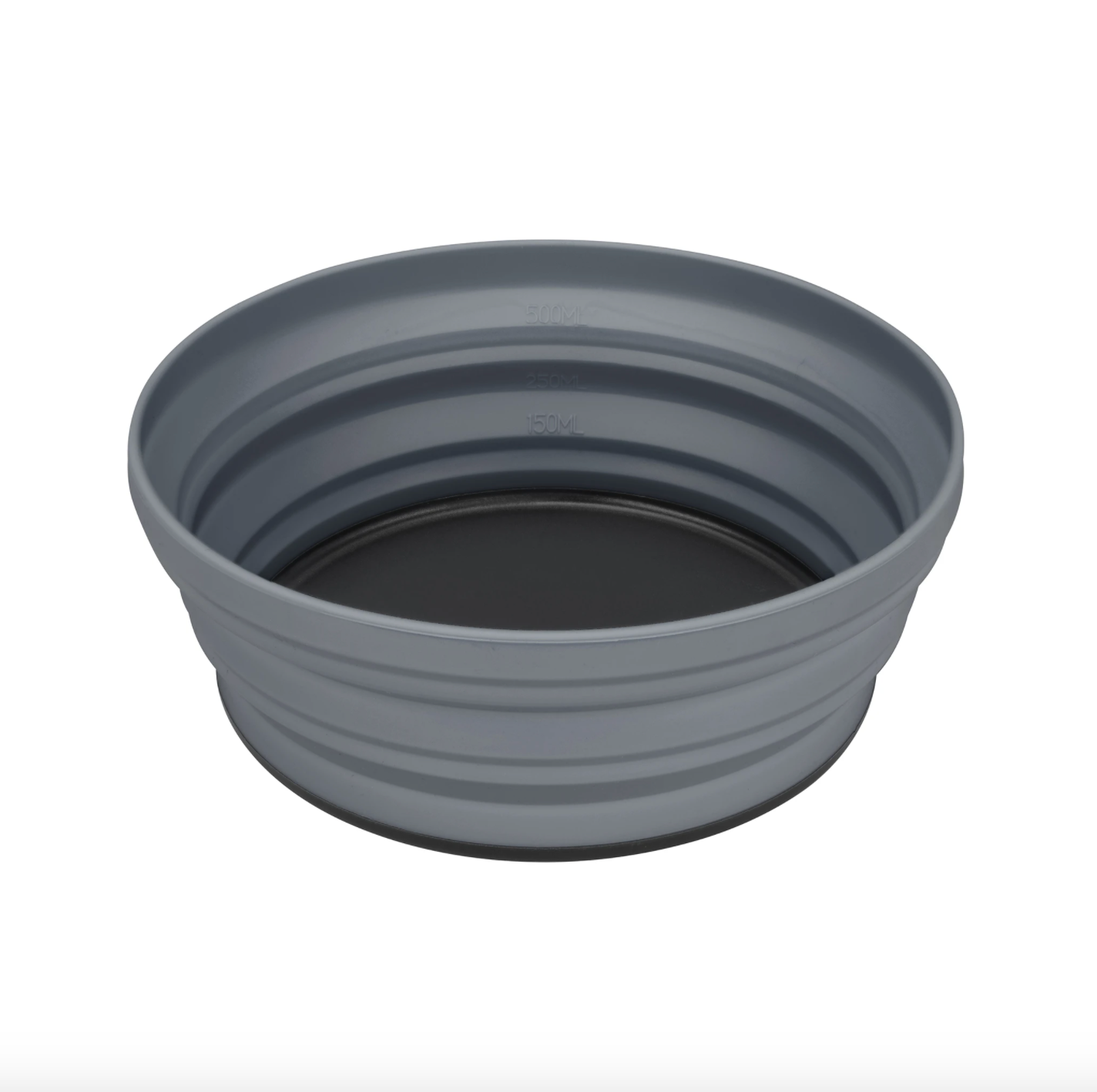 sea to summit x-bowl in grey