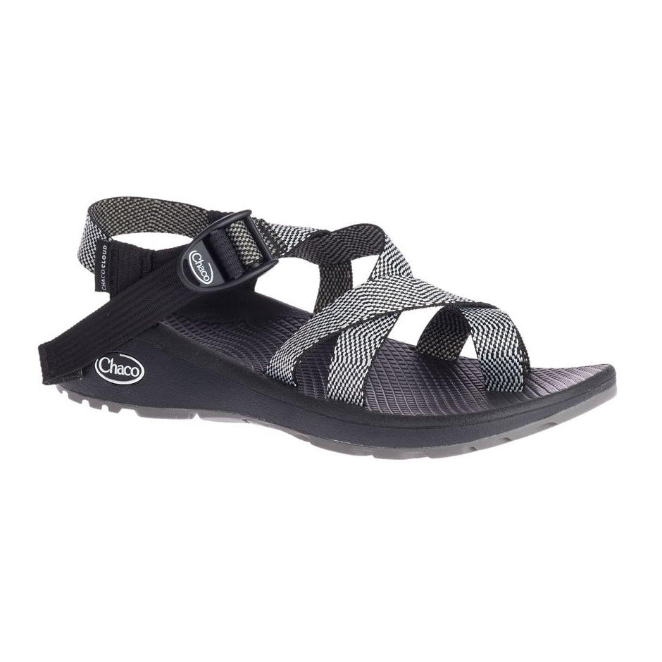 chacos z cloud 2 women's in excite b+w three quarter view