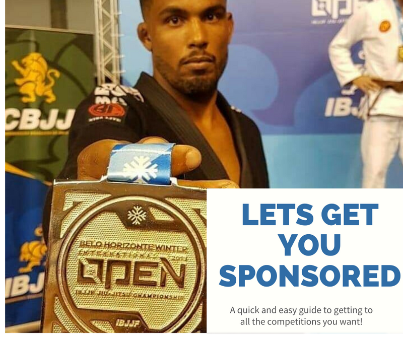 How to Ask for Sponsorship in Jiu-Jitsu