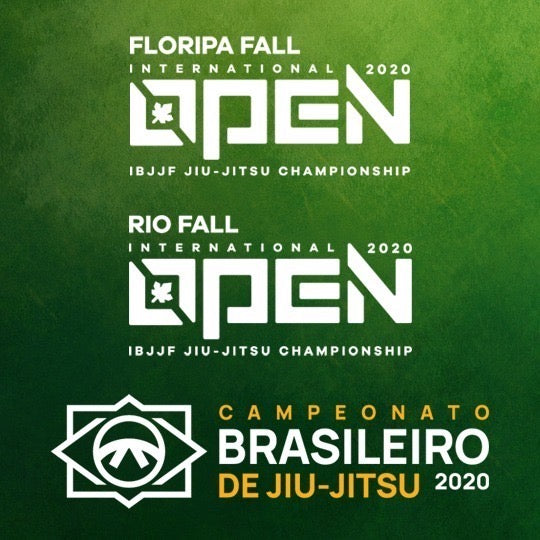 IBJJF Events Canceled in Brazil