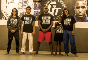 Meet Favela Jiu Jitsu Founder Nico Ball