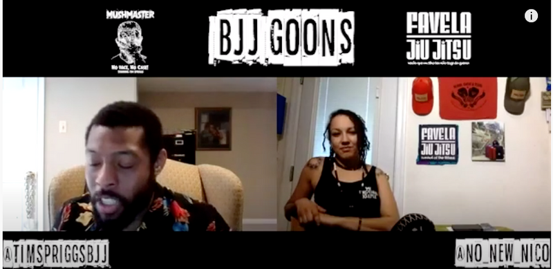 BJJ Goons Episode 50: Essential/ LOCKDOWN