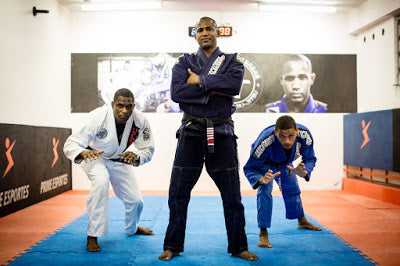 BJJ Scouts Interview on Fernando Terere