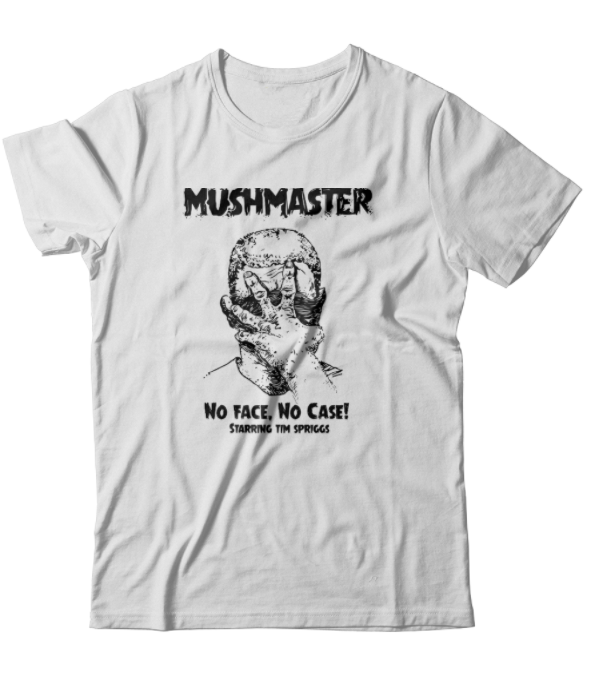 MushMaster Movie Poster T-Shirt