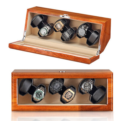 Best Watch Winder 21 - Watch Safe