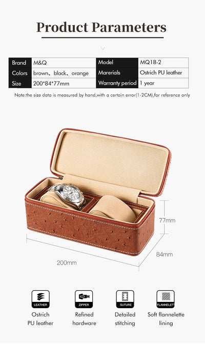 Best Watch Box 18 - Watch Safe