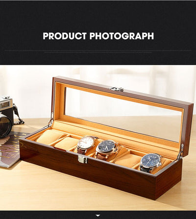 Best Watch Box 12 - Watch Safe