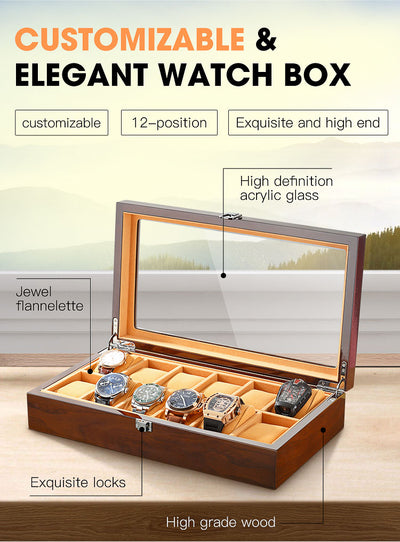 Best Watch Box 29 - Best Watch Safe