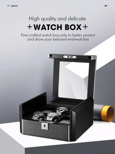 Best Watch Box 23 - Watch Safe