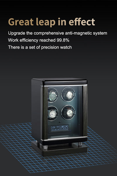 Best Watch Winder 36 - Watch Safe