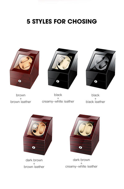 Best Watch Winder 10 - Watch Safe