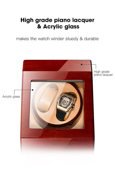 Best Watch Winder 10 - Best Watch Safe