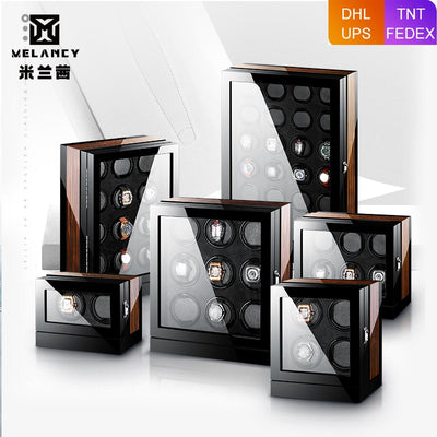 Best Watch Winder 32 - Best Watch Safe