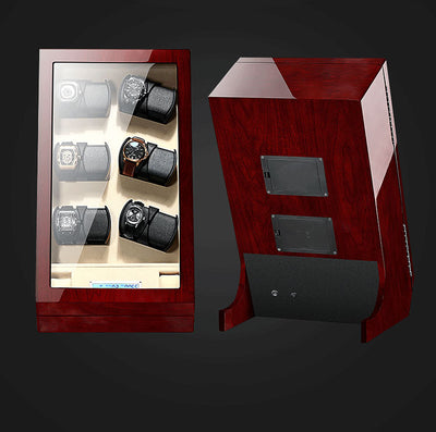 Best Watch Winder 18 - Watch Safe