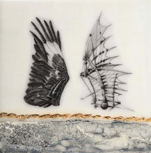 Load image into Gallery viewer, Dark Wings by Andrea Moser