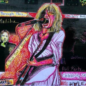 Courtney Love - Vol. 1 by Andrew Sewell