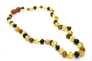 Baltic Amber Baby Beads (Mixed)