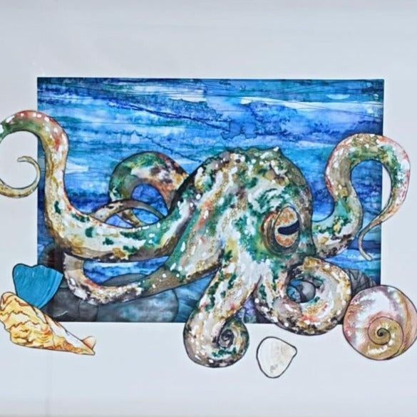 The Octopus by Bronte McDonald