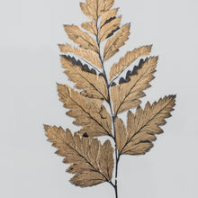 Load image into Gallery viewer, Fern (Gold Leaf) by Sue Gordon