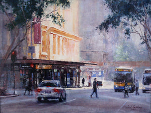 Adelaide Street 2 by Michael Cawdrey