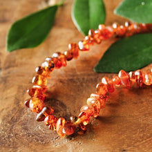 Load image into Gallery viewer, Baltic Amber Honey Chips Bracelet