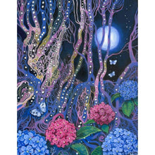 Load image into Gallery viewer, Hydrangea Moon by Catherine Carolan