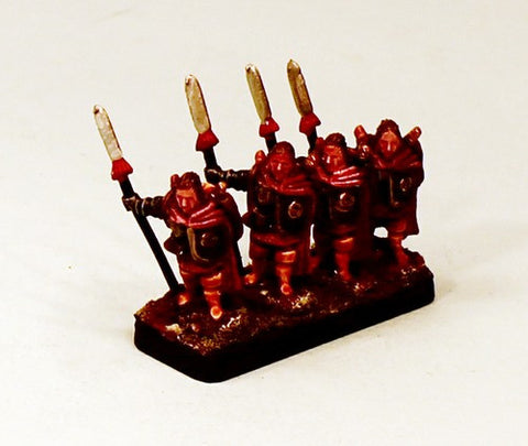 HOTT1019 Army of Chaotic Evil-Pro-Painted Ready to Play
