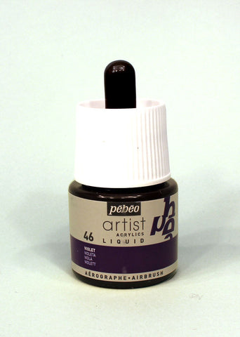 317046 VIOLET 45ML ACRYLIC LIQUID INK