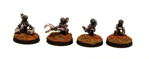 HOF48 Grey Alien Science Team PROPAINT
