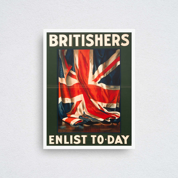 Britishers: Enlist Today!