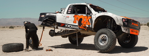 AGM Dakar Jack system hydraulically powered can lift your car, truck or suv in seconds change tires or get unstuck in seconds safer than other jacks