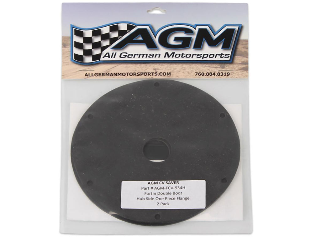 Replacement Discs - 934 Fortin Trans Side Double Boot Flange (2 pack) | AGM-Products | Work Smart, Play Hard
