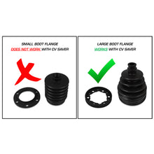 Load image into Gallery viewer, 934 CV Single Boot Flange | CV Saver 2 pack