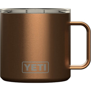 YETI RAMBLER MUG 14OZ COPPER