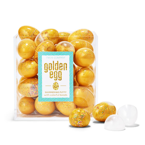 Golden Egg Putty