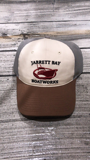 JB Throwback Trucker