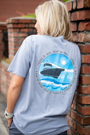 Boatworks Wave T-Shirt
