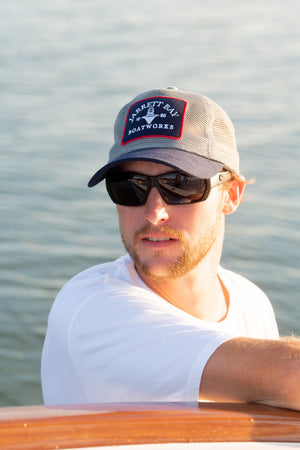 Boatworks Flare Full Mesh Trucker