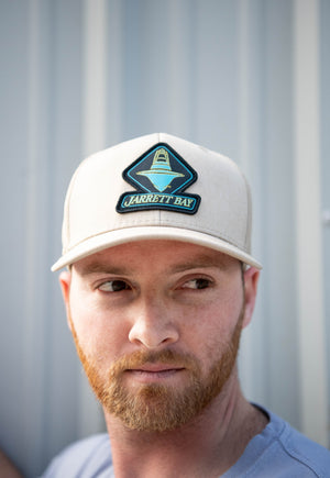 Flare Badge Trucker Hat