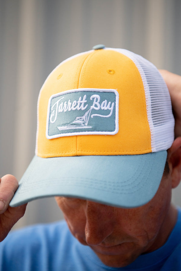Script Patch Trucker