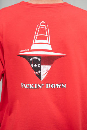 Packin Down Flare Hull T-Shirt